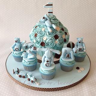 Baby Blue Bears