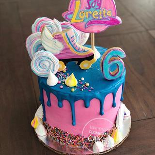 Soy Luna cake - Cake by Iliana Hernandez