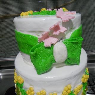 cake women's day