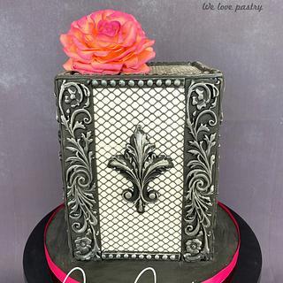 Square cake - Cake by Cake Garden