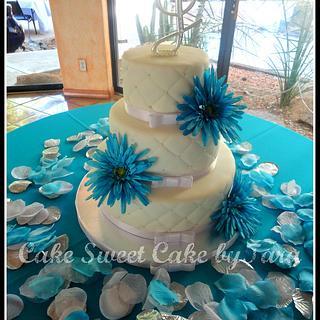 Elegant cake