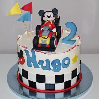 Miki for Hugo
