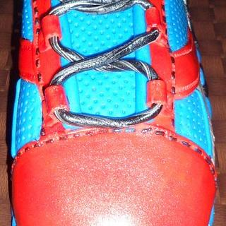 Jordan Basketball Sneaker Cake