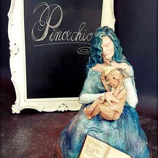 """""""Pinocchio"""" for Primavera de Libro Collaboration"""