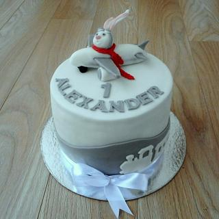 For a little boy - Cake by Janka
