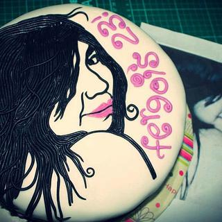 its simply fergie - Cake by CandiRosa