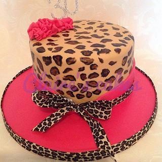 Hat cake !