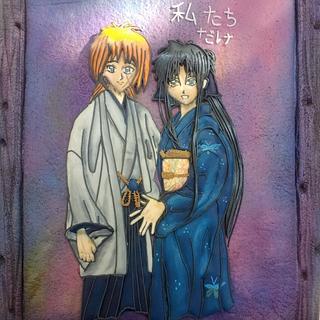 Rurouni Kenshin  - Cake by Cookies by Joss