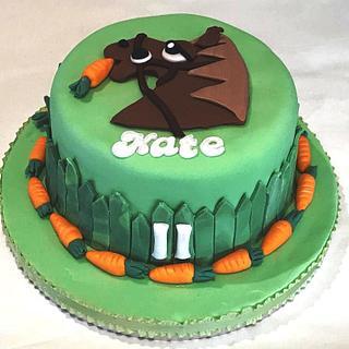 Kate's 11th Birthday Cake
