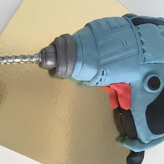 Drill cake