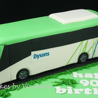 Bus Cake - Cake by Cakes by Vivienne