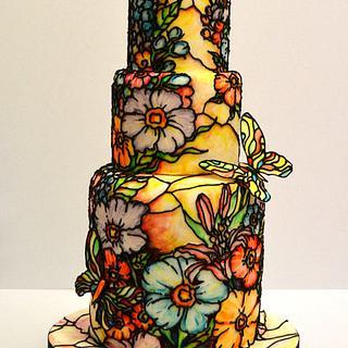 fleur - Cake by Kelvin Chua