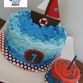 Bowen's First Birthday:)