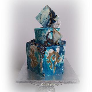 Birthday original - Cake by Zuzana Kmecova