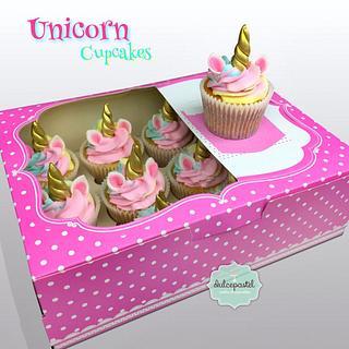 Cupcakes Unicornio - Unicorn Cupcakes