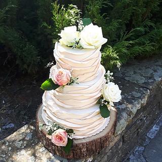 Aylin's wedding cake