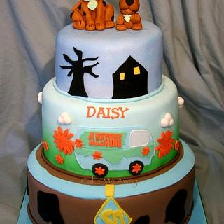 Scooby Doo Cake - Cake by Chrissy Rogers