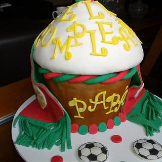 Portugal themed cake
