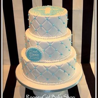 Quilted Baby Baptism