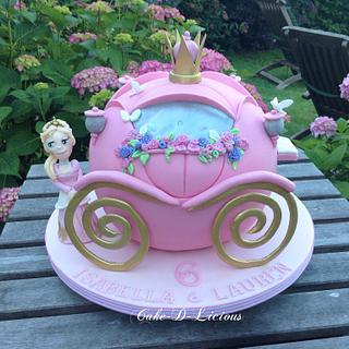 Fairytale Princess Carriage