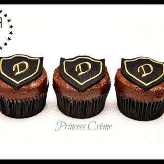 Father's Day - Dapper Dad cupcakes - Cake by Princess Crème