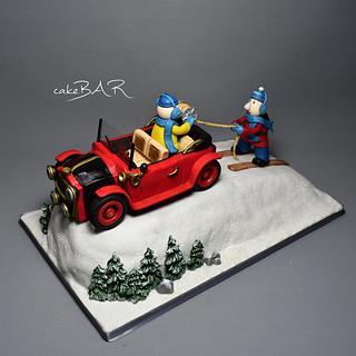 Pat and mat - Cake by cakeBAR