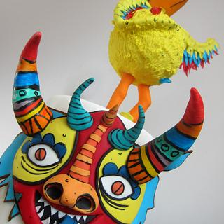 Sweet World Carnival Collab - Venezuela - Cake by Mayer Rosales | mayer's cakes