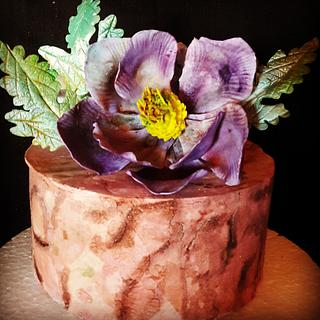Magnolia - Cake by MARCELA CORCA