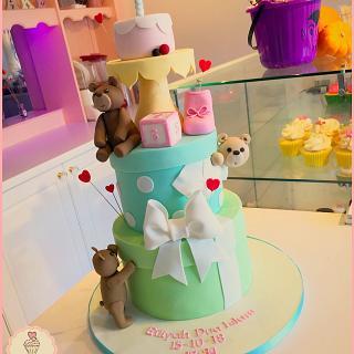 New Baby Cake 💖