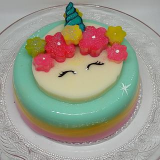 Unicorn Mini Gelatine