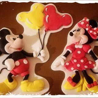 Topolino & Minnie