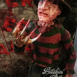 A taste of 80's cinema - A Nightmare on Elm Street