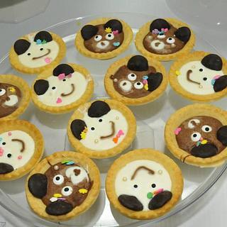 mini Tarts... - Cake by Saranya Thineshkanth