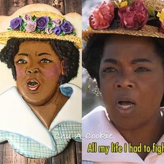 The Color Purple - Oprah Winfrey as Sofia