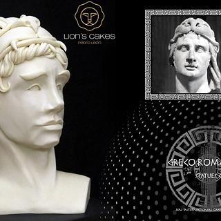 Alexandre le Grand GRECO ROMAN STATUES CHALLENGE