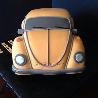 '72 volkswagen beetle