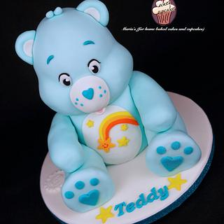 Care Bear cake - Cake by Maria's