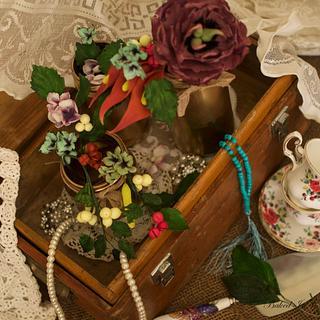 Sugar Flower Display