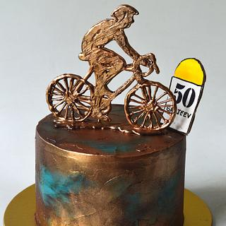 The Golden Bicycle