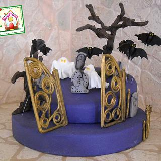 Halloween Dummy Cake Topper