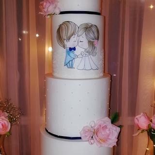 Romantic Weding