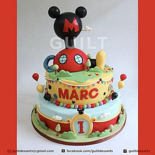 Mickey Clubhouse