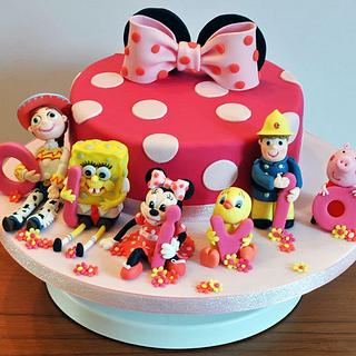 My Favourite Things - Cake by Sylvania Cakes - Exeter