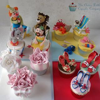 Cake International - Cupcake Entry