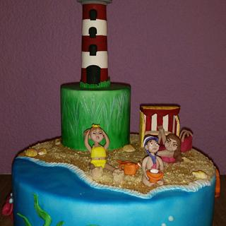 Sweet Summer Collab - North Sea Family Fun
