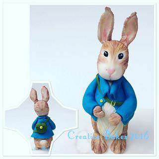 Peter rabbit - Cake by Jocolate