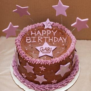 10th Birthday - Cake by Lauren