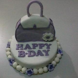 My Purse Cake ^_^