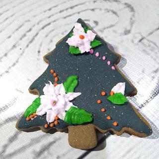 Árbol navideño - Cake by Yesiyodra90