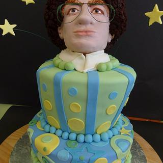 Portrait Cake